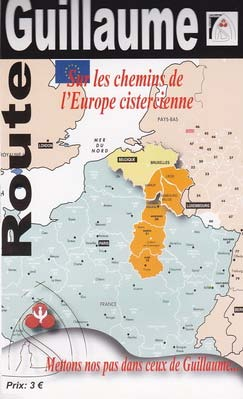 carte Route Guillaume